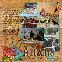 Arizona - Scrapbook.com