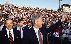 Image result for bill clinton democratic convention 1992