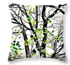 Throw Pillow  - Decorate your home with your favorite photo found on fineartamerica.com and have it printed right on the pillow which is then delivered to your door.