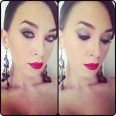 Maquillaje INNA.