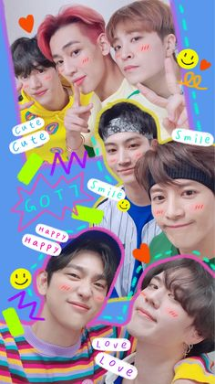Jackson Wang, Got7 Jackson, Yugyeom, Youngjae, Jinyoung, Kpop, Happy Love, My Love, Look Wallpaper