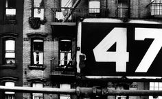 William Klein. NY 0/0, 1955 http://lens.blogs.nytimes.com/2013/03/15/william-kleins-paint-and-light-show/?_r=0