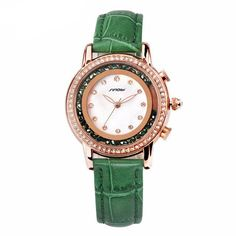 Womens Luxury Watch - 6 Colors