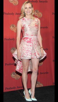 Diane Kruger in Gianbattista Valli