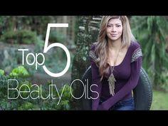 My Top 5 Beauty Oils - YouTube