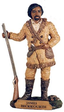 James Beckwourth Mountain Man