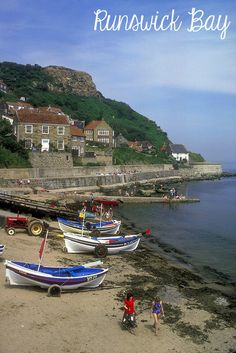 The best things to do in Yorkshire - Runswick Bay