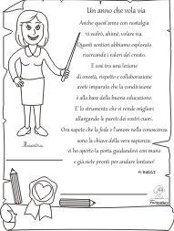 poesia di saluto scuola