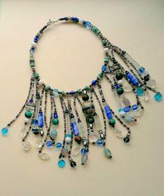 Collar Samarkand para Natalia Minnigalimova