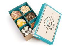 Cravory Cookies (Concept) on Packaging of the World - Creative Package Design Gallery