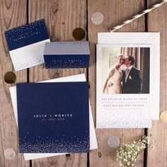 Hochzeitskarten, die zu jedem Moto passen von Rosemood im weddingstyle Hochzeitsblog