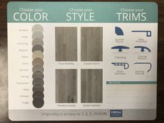 Come see for real! Luxury Sheets, Sweet T, Luxury Vinyl Flooring, Pure Products, Color, Colour, Colors