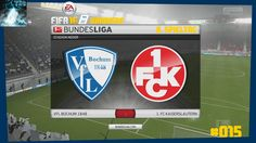 "Let's Play FIFA 16 Trainerkarriere #015 ""Bochum vs FCK"" [XBOX One Gamepl..."