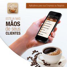 aplicativo mobile para cafeteria