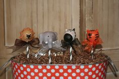 Mom's Killer Cakes & Cookies Original Safari por MomsKillerCakes, $38.50