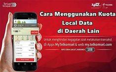 Apa itu Kuota Local Data Telkomsel dan Cara Menggunakannya