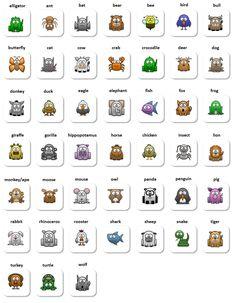 Animals - Zvieratá po anglicky, angličtina pre samoukov