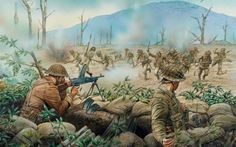 Battle of Imphal and Kohima.