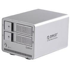 ORICO 9528U3 Tool Free Aluminum USB 3.0 Dual-bay 3.5-inch SATA External Enclosure Support 2x 6TB Drive ORICO http://www.amazon.com/dp/B00MNZXIVI/ref=cm_sw_r_pi_dp_6-wZub1RXGKCV