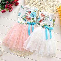 Floral Tutu Dress – Poppatosh