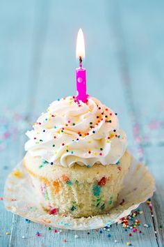 Birthday Cupcakes With Sprinkles A Small Batch Cupcake Recipe For