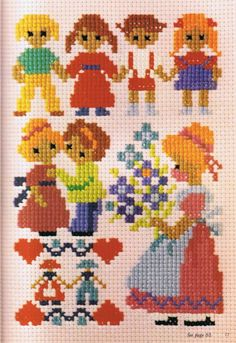 Gallery.ru / Фото #2 - Ondori - Cross Stitch Designs - svjuly
