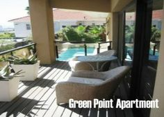 Luxury self-catering apartments in Green Point, Cape Town. Close to all major attractions with swimming pool.