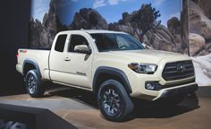 2016 Toyota Tacoma Specs, Price, and Release Date - http://newautocarhq.com/2016-toyota-tacoma-specs-price-and-release-date/