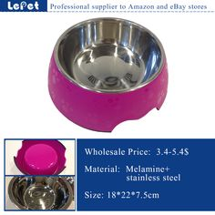 Lepetco is a wholesale manufacturer of non-slip stainless steel and melamine slow feed dog bowl with reasonable price for 7 years. We are looking for worldwide partner and wholesalers Any interest and more details,please check: www.lepetco.com Best Regards Lepet Family Mail:sales01@lepetco.com Tel: 86-022-28424860 Elevated Dog Bed, Elevated Dog Bowls, Cat Litter Mat, Litter Box, Chain Link Dog Kennel, Raised Dog Beds, Pet Cooling Mat, Stainless Steel Dog Bowls, Pet Dogs