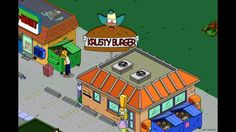 The Simpsons Tapped Out Returns To The iTunes Store