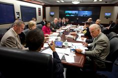 https://flic.kr/p/767buV | P100909PS-0418 | President Barack Obama attends a briefing on Afghanistan in the Situation Room of the White House, Oct. 9, 2009. (Official White House Photo by Pete Souza)  This official White House photograph is being made available only for publication by news organizations and/or for personal use printing by the subject(s) of the photograph. The photograph may not be manipulated in any way and may not be used in commercial or political materials…