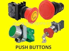 #Pushbuttons Reliable and durable push buttons. Check it out at http://www.pepagora.com