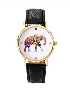 SKLIT Elephant Watch - http://uhr.haus/sklit-watches/sklit-elephant-watch
