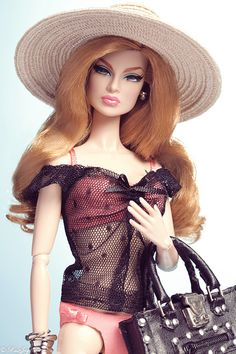 Point of Departure Eugenia, the Helper Version « MissJay's Doll Blog