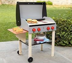 Outdoor Play Grill                                                                                                                                                     More