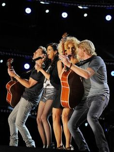 Little Big Town: 12/11/2014 (Green Bay, WI)