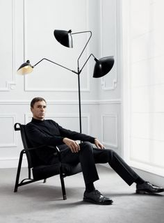 Raf Simons in Vogue