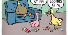 12 Hilarious Comics That Nail The Reality Of Parenthood | Comic, Parenting and Lol
