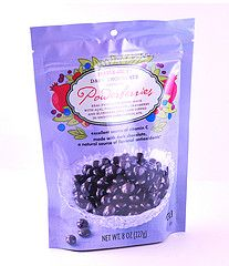 My latest love.  I discovered these this past weekend, dark chocolate powerberries from Trader Joe's.  Delicious snack.