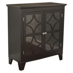 Keaton Cabinet - Black, from Target.  Ordered this for living room.  So excited!