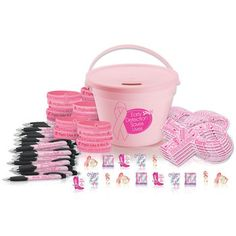 Breast Cancer 100-Piece Variety Fundraising Kit