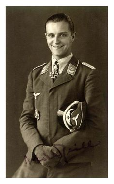 Hans Joachim Marseille the Star of Africa