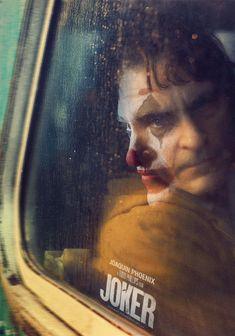 🎥🖤📽️ Joaquin Phoenix als der 🃏 Joker🃏 Joaquin Phoenix - movie poster - dekoration Le Joker Batman, Harley Y Joker, Der Joker, Joker Art, Joker Comic, Gotham Batman, Batman Art, Batman Robin, Comic Art