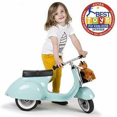 Toddler Scooters for Boys and Girls Toys For 1 Year Old, One Year Old, Unique Gifts For Girls, Gifts For Kids, Kids Ride On Toys, Kids Toys, 1 Year Olds, Parent Gifts, Old Boys