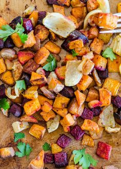 Roast a Batch of Vegetables for a Week of Healthier Meals — Tips from The Kitchn