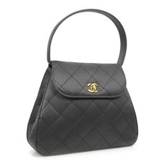 Chanel quilted Satin Kelly
