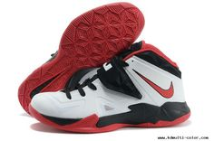 wholesale dealer 3b629 4204a Now Buy Nike Zoom Soldier Vii Mens White Black Red For Sale Save Up From  Outlet Store at Footlocker.