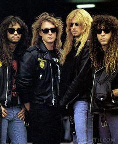 Megadeth Nominated For:  Best Hard Rock/Metal Performance
