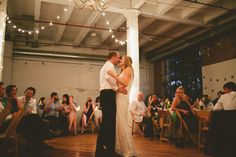 Chicago Urban Art Society wedding Bri McDaniel Photography - chicago wedding - modern wedding |
