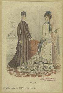 1877 Fashion Plate